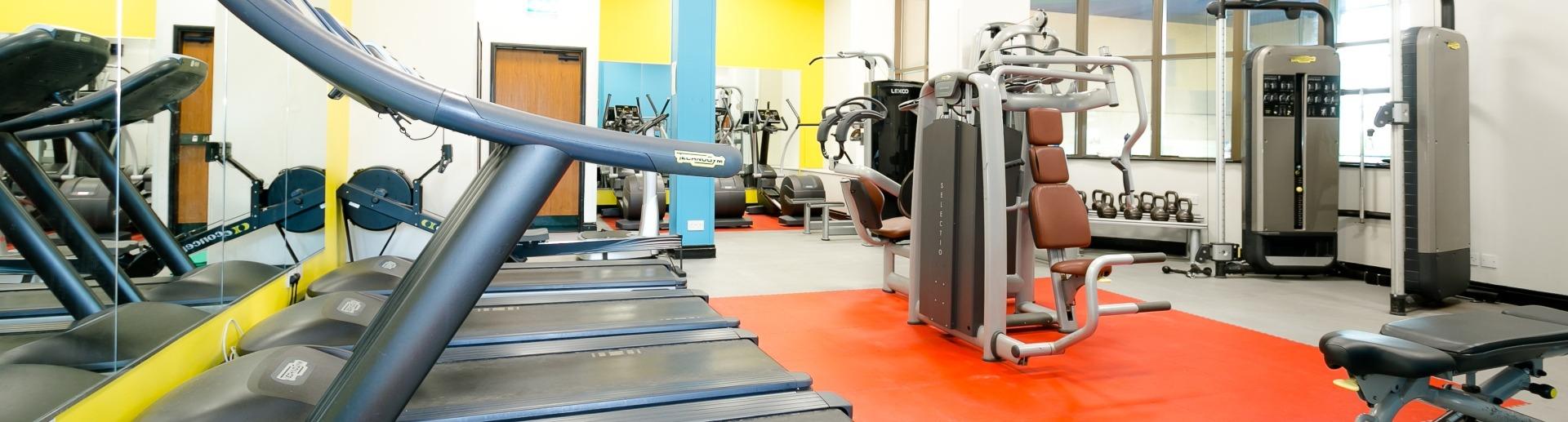 Cedar Court Hotels<br /> Health Club and Gyms