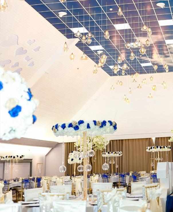 <Wedding venue