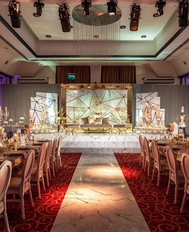 <Asian wedding