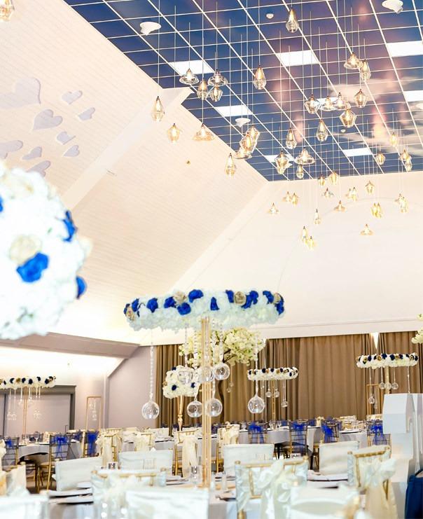 <Wedding decorations