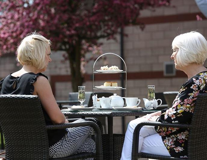 Bradford Afternoon Tea
