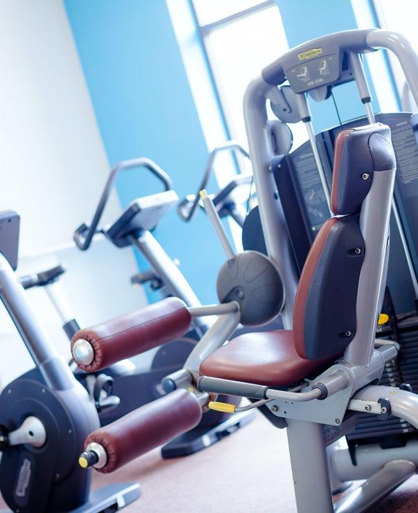 <Bradford gym