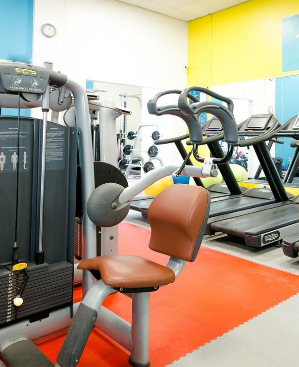 <Bradford gym weights