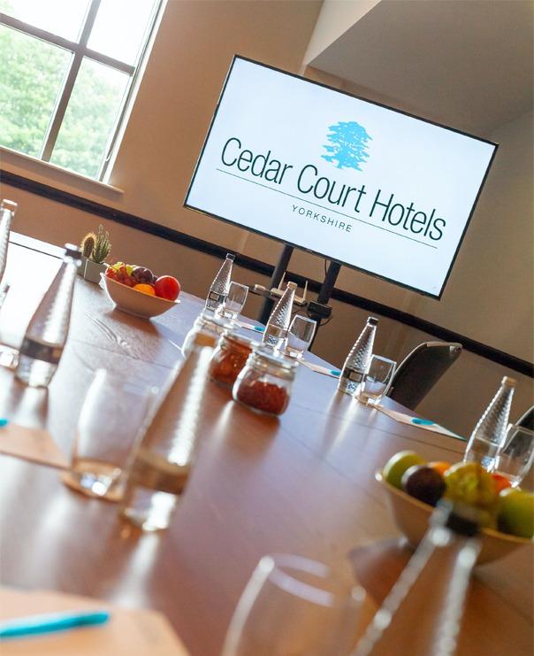 <Cedar court Hotels Meeting room 2