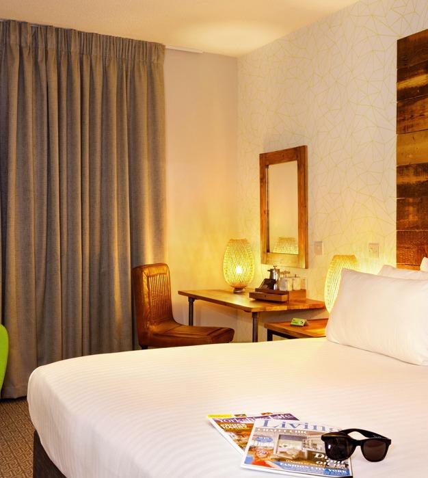Cedar Court Hotels Bradford Standard Double bedroom