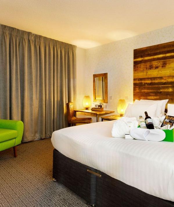 Cedar Court Hotels Bradford executive double bedroom