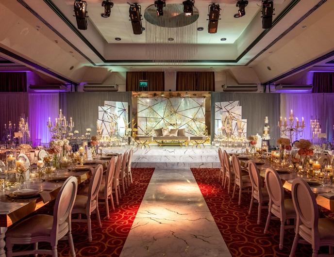 Cedar Court Hotels Bradford Asian wedding
