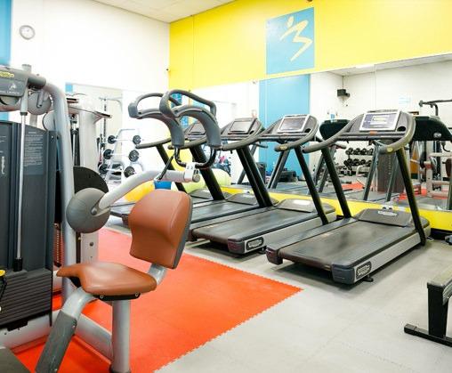 Bradford gym
