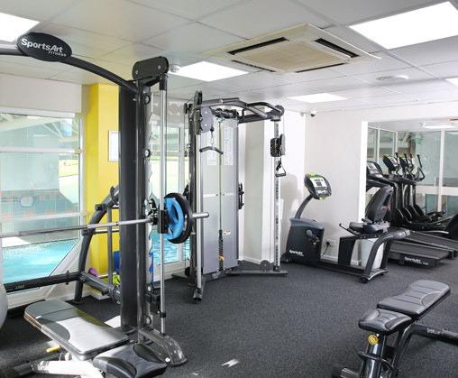 Huddersfield gym