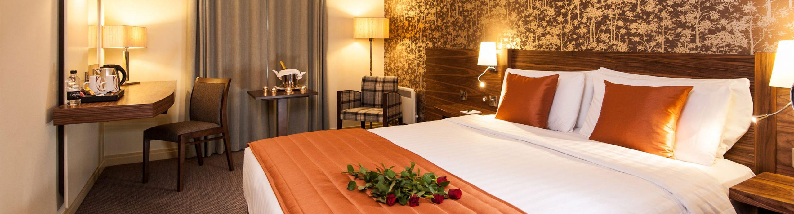 Romantic Guestroom