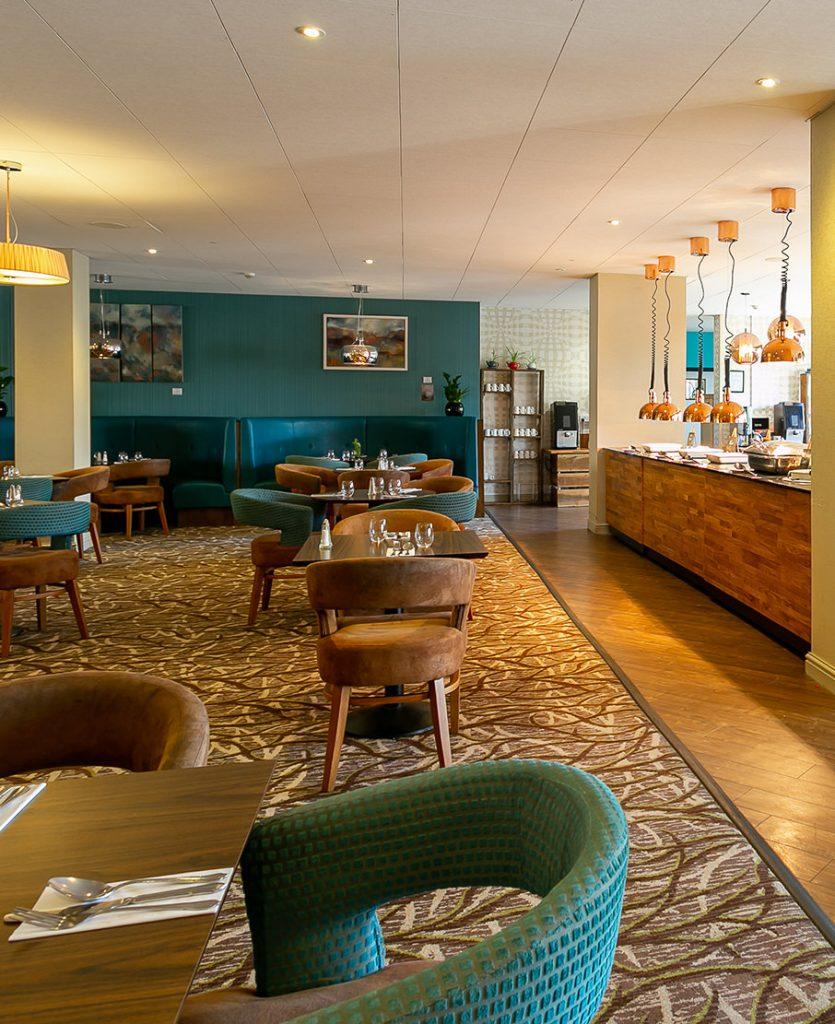 View of Cedar court wakefields restaurant