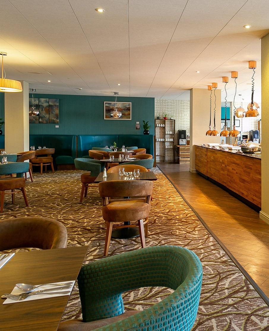 <View of Cedar court wakefields restaurant