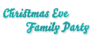 Christmas eve family party