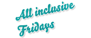 All inclusive fridays christmas party
