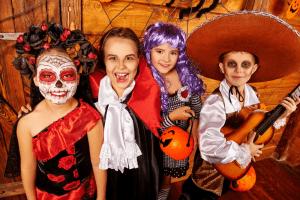 fright fiesta halloween