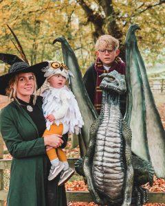 mother shipton's Halloween